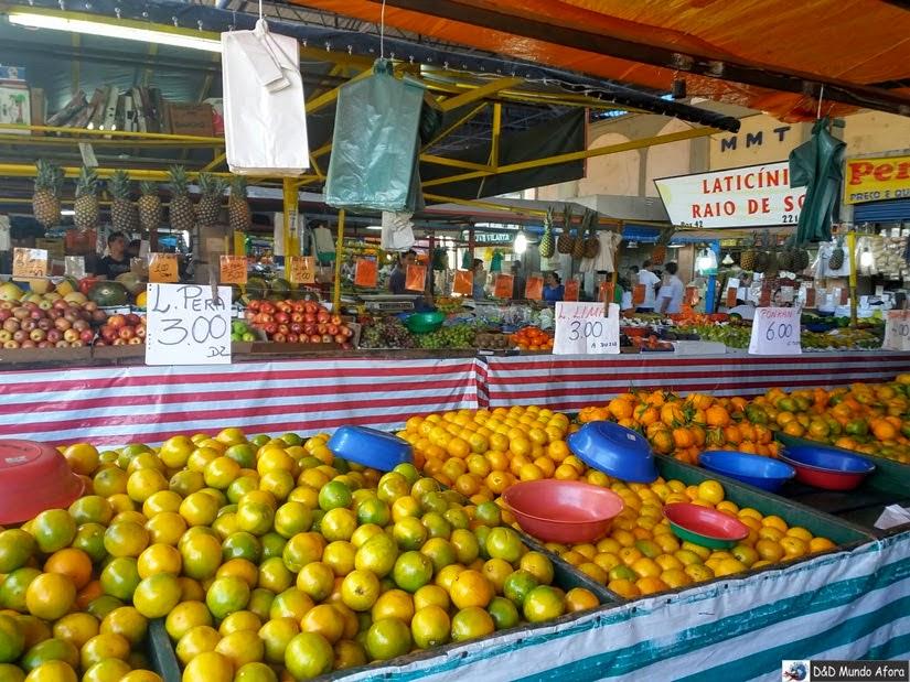 O que fazer em Taubaté em um dia - São Paulo - mercado municipal