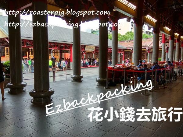 台北行天宮環境