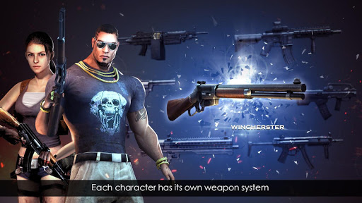 Game Death Invasion Survival Mod Full