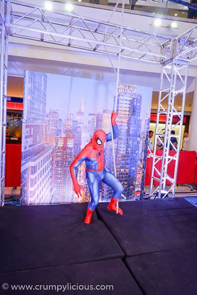 oreo spider-man promo