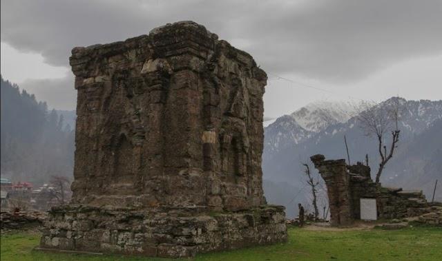पाकिस्तान के कब्जे में है काश्मीर का श्री शारदा सर्वज्ञ महाशक्ति पीठ