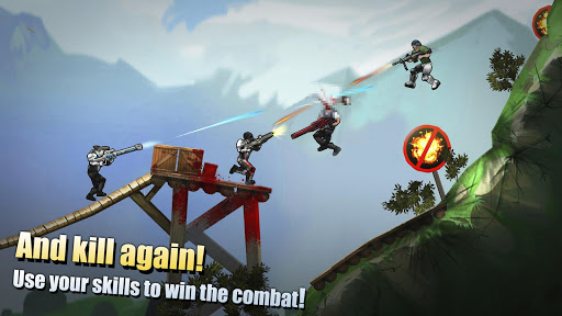 Tải Game Flat Army Sniper War Hack