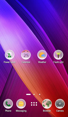 ASUS Launcher other Theme