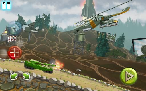 Tank Race WW2 Shooting Game Hack