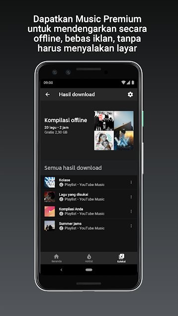 YouTube Music Premium Lifetime Mod APK Terbaru