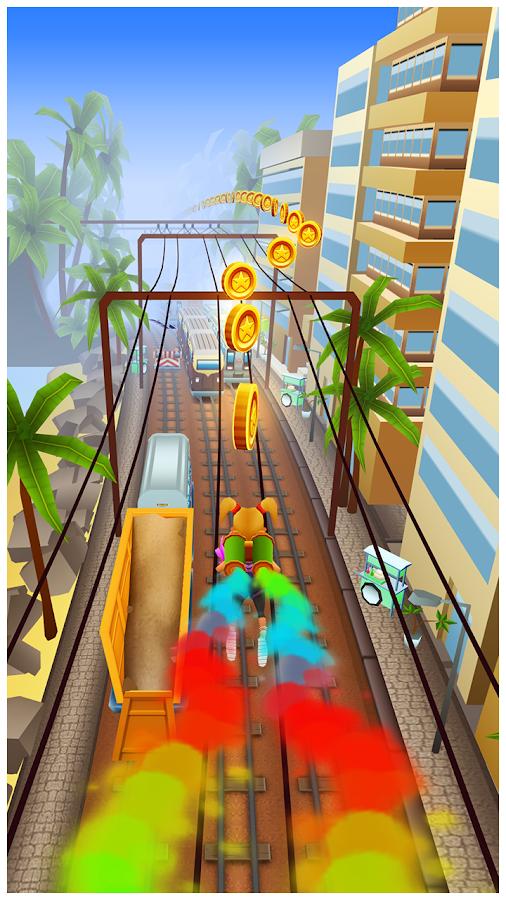Subway Surfers v1.17.0 MOD APK Arcade & Action Games Free Download