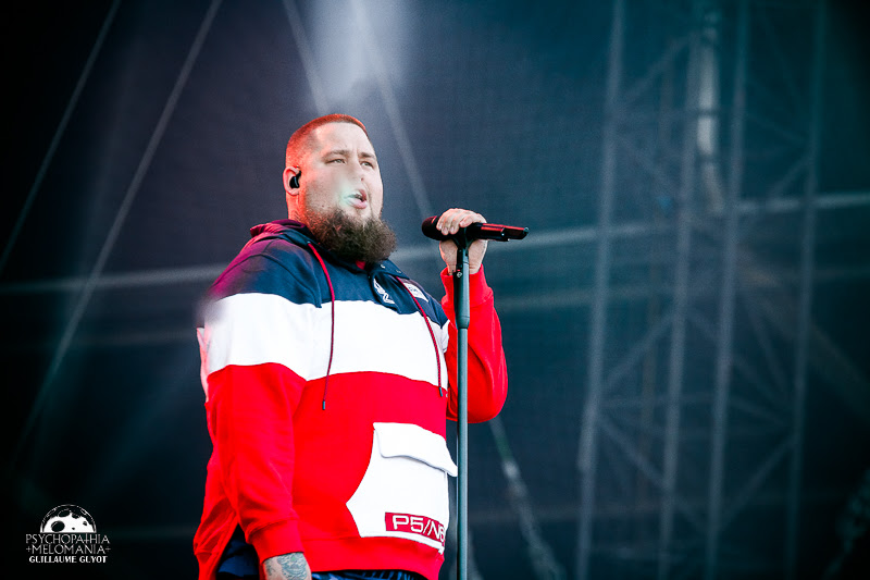 Rag'N'Bone Man @Main Square Festival 2017, Arras 01/07/2017