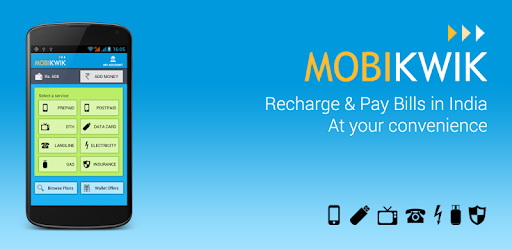 MOBIKWIK - Recharge & Pay Bills in India At Your Convenience