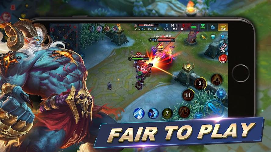 Heroes Arena Screenshot 04