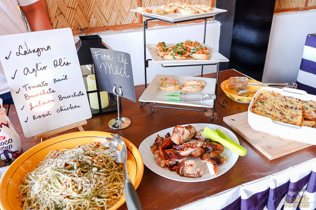saltitude mediterranean buffet