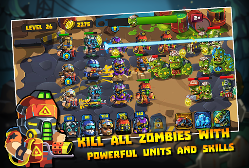 Zombie Rising Dead Frontier Hack Cho Android