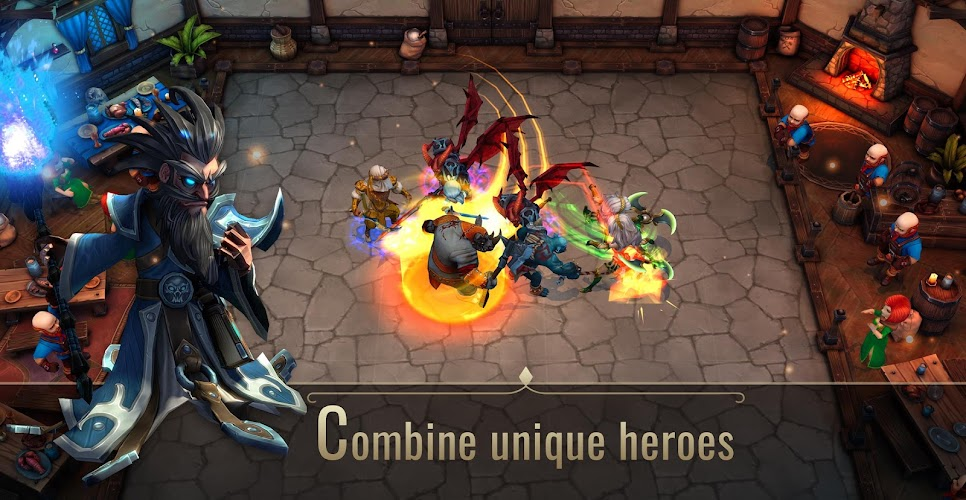 Board Heroes League Screenshot 01