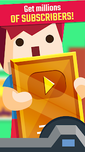 Vlogger Go Viral Tuber Game MOD APK Unlimited Gems For Android