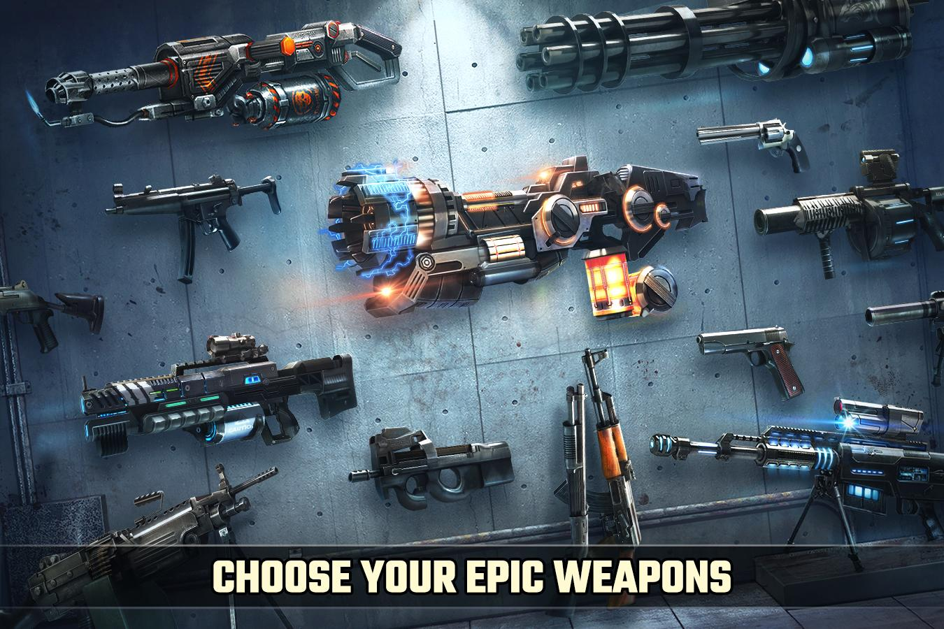 Download Dead Target Mod Apk Unlimited Gold Cash For Android thedroidmod.com