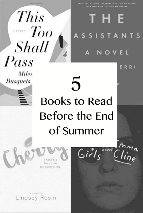 5 Books to Read Before the End of Summer