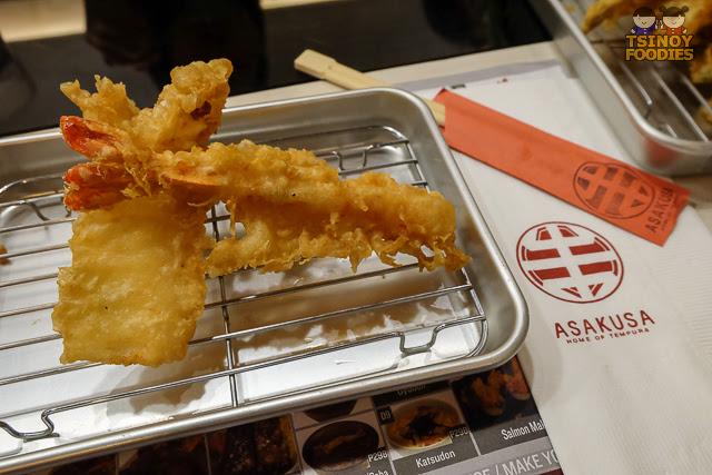 asakusa home of tempura
