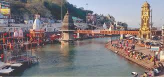 गंगा को नाला मानने वाले सरकारी आदेश को अविलम्ब वापस लिया जाए-हरिद्वार में संतों में आक्रोश