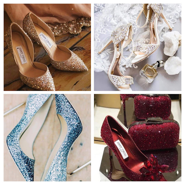 Get Matching Look with These Awesome Heel Shoes Ideas