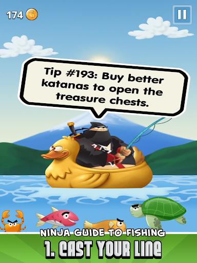 Ninja Fishing Hack Full Tiền Vàng Cho Android