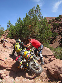 DRZ400. Trail Forever. El Atlas Marroquí. Dia 1