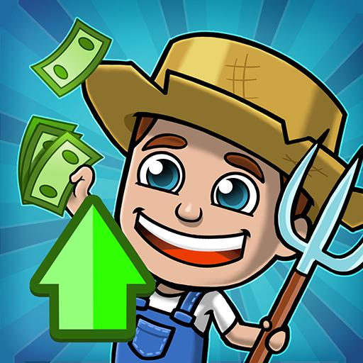 Idle Farm Tycoon - Farming Simulator Empire V1.03 Mod Unlimited Coins