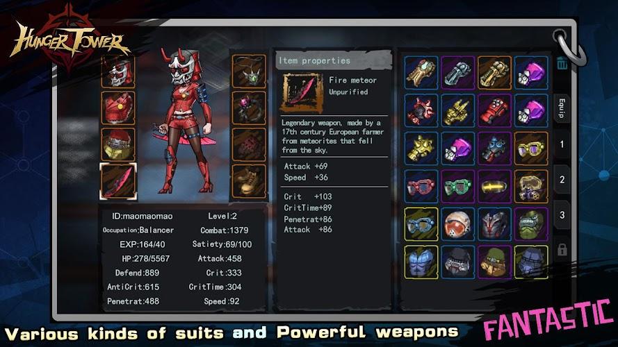 HungerTower Screenshot 03