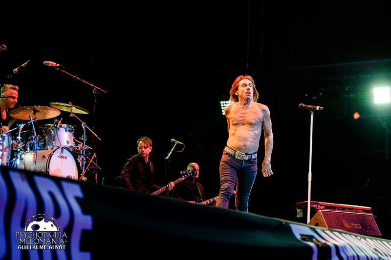 Iggy Pop @Main Square Festival 2016, Arras 01/07/2016