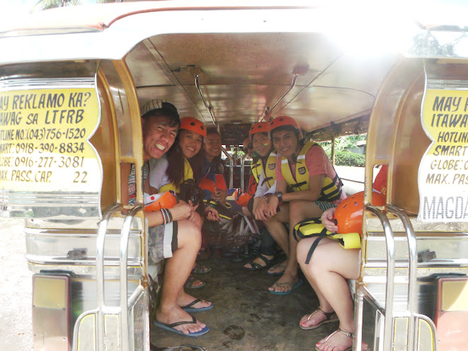 white water rafting adventure majayjay laguna