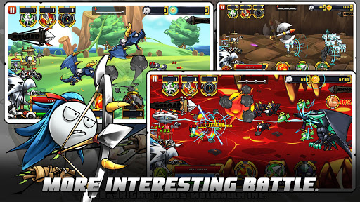 Cartoon Defense 5 Mod Không Cần Root