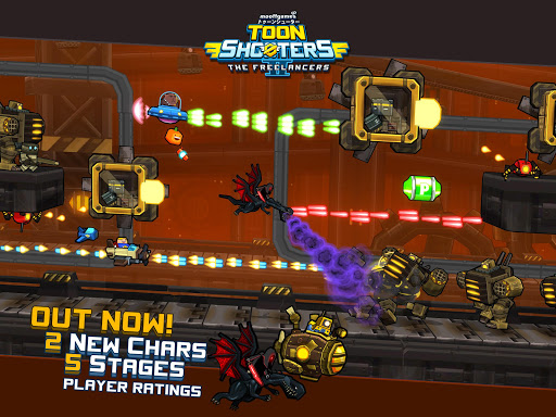 Toon Shooters 2 Freelancers Hack Cho Android