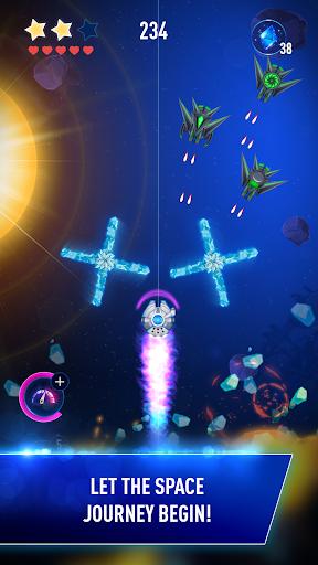 Rocket X Galactic War Mod
