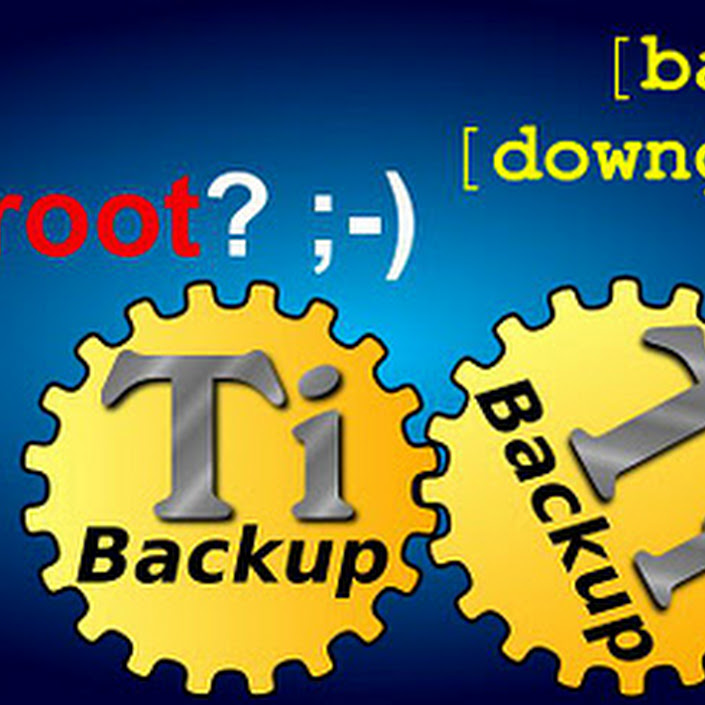 Titanium Backup Updated : Lets Users Create Flashable ZIP Backups