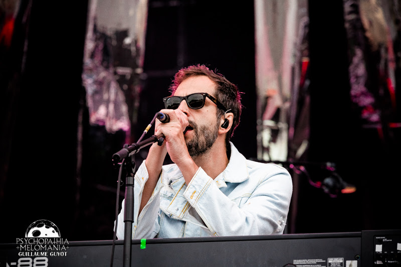 Ghinzu @Main Square Festival 2016, Arras 03/07/2016