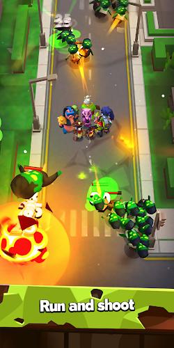 Animals vs Zombies Screenshot 02