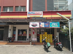 Alfamart Jl. AMD X Tangerang