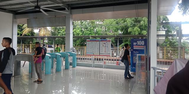 Stasiun KRL Kramat