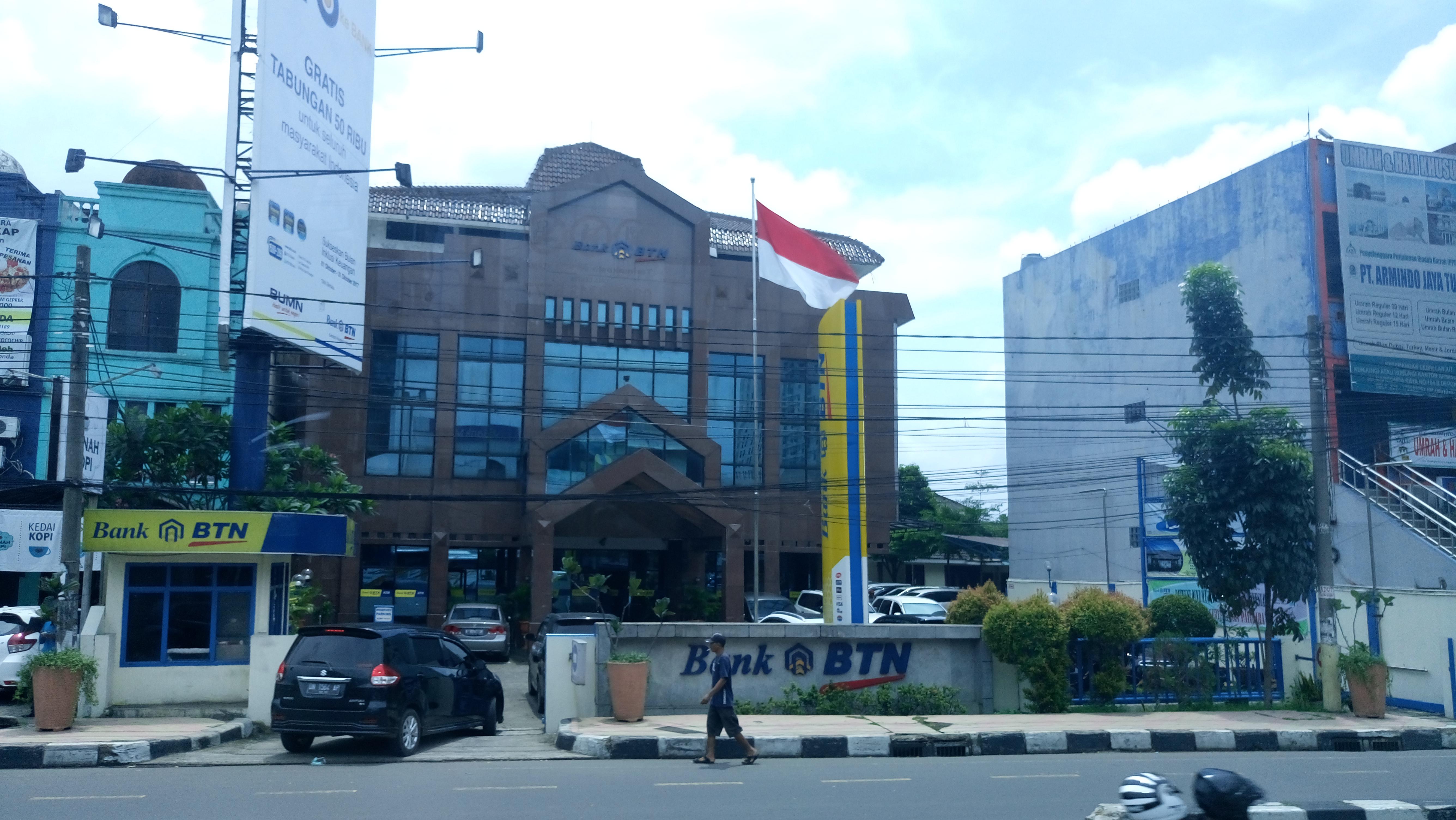 Bank BTN Kantor Cabang Depok