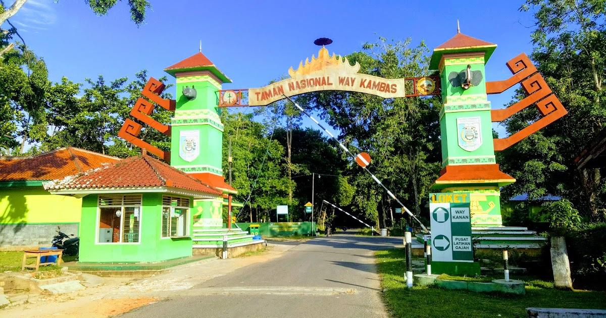 20 Tempat Wisata di Lampung yang Wajib Dikunjungi ...