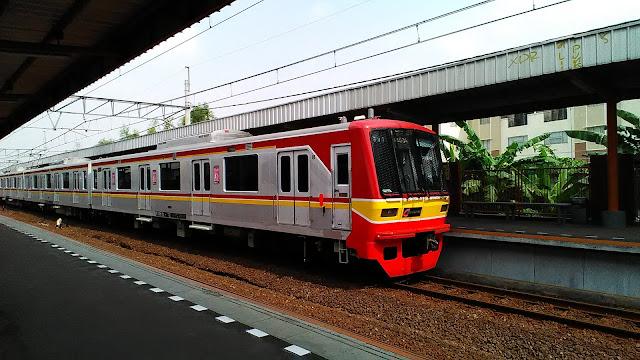 Stasiun KRL Bojong Indah, Tangerang