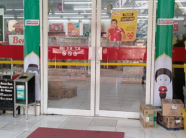 Alfamart Galeong Tangerang