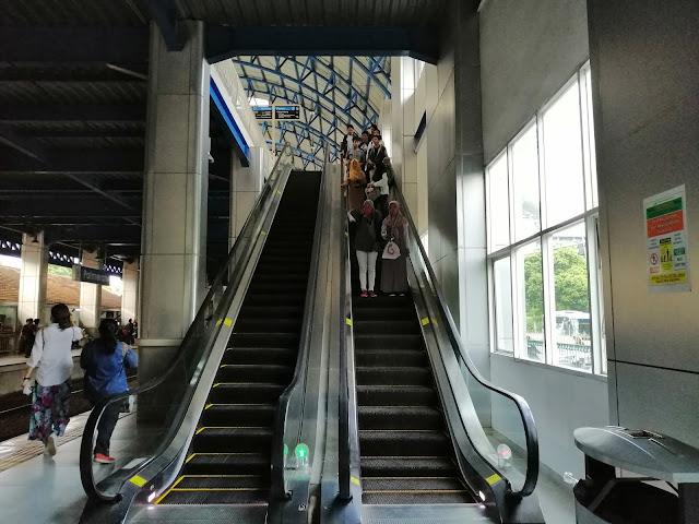 Jadwal Kereta KRL Stasiun Palmerah