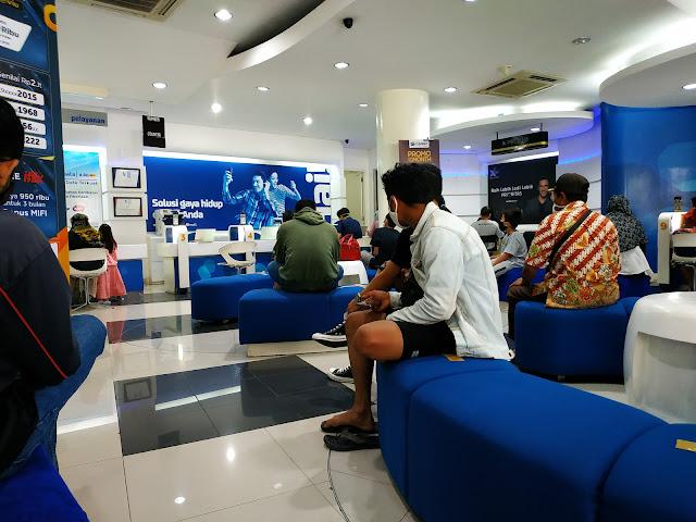 Xl Center Semarang