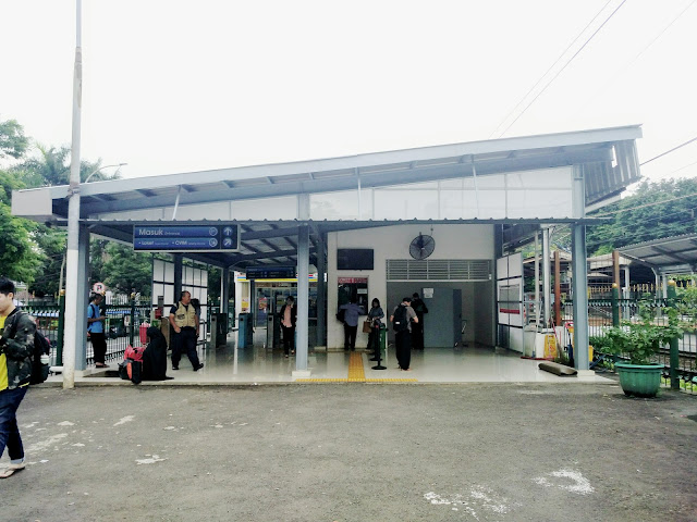 Stasiun Duren Kalibata