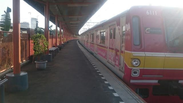 Stasiun KRL Bojong Indah