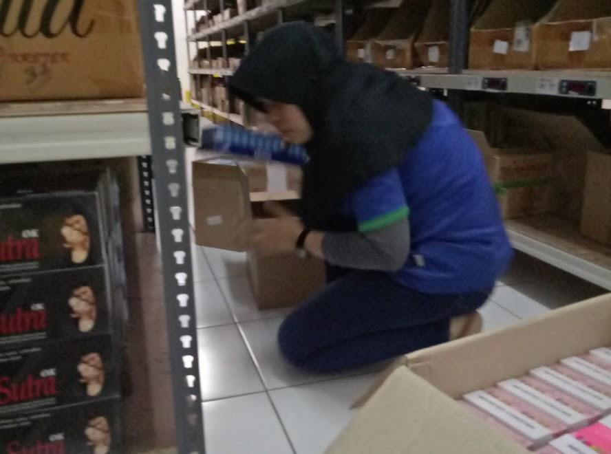 Alfamart Kampung Kelapa Tangerang