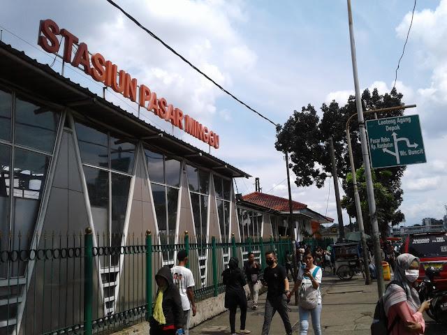 Stasiun Pasar Minggu Baru