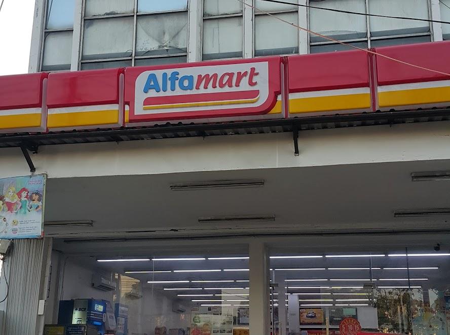Alfamart Segneg 2 Tangerang