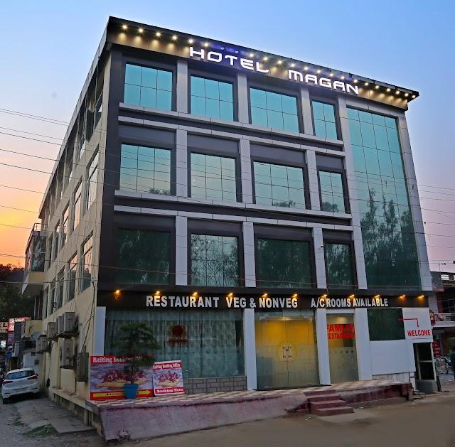 Hotel Magan Raiwala - Raiwala Dehradun