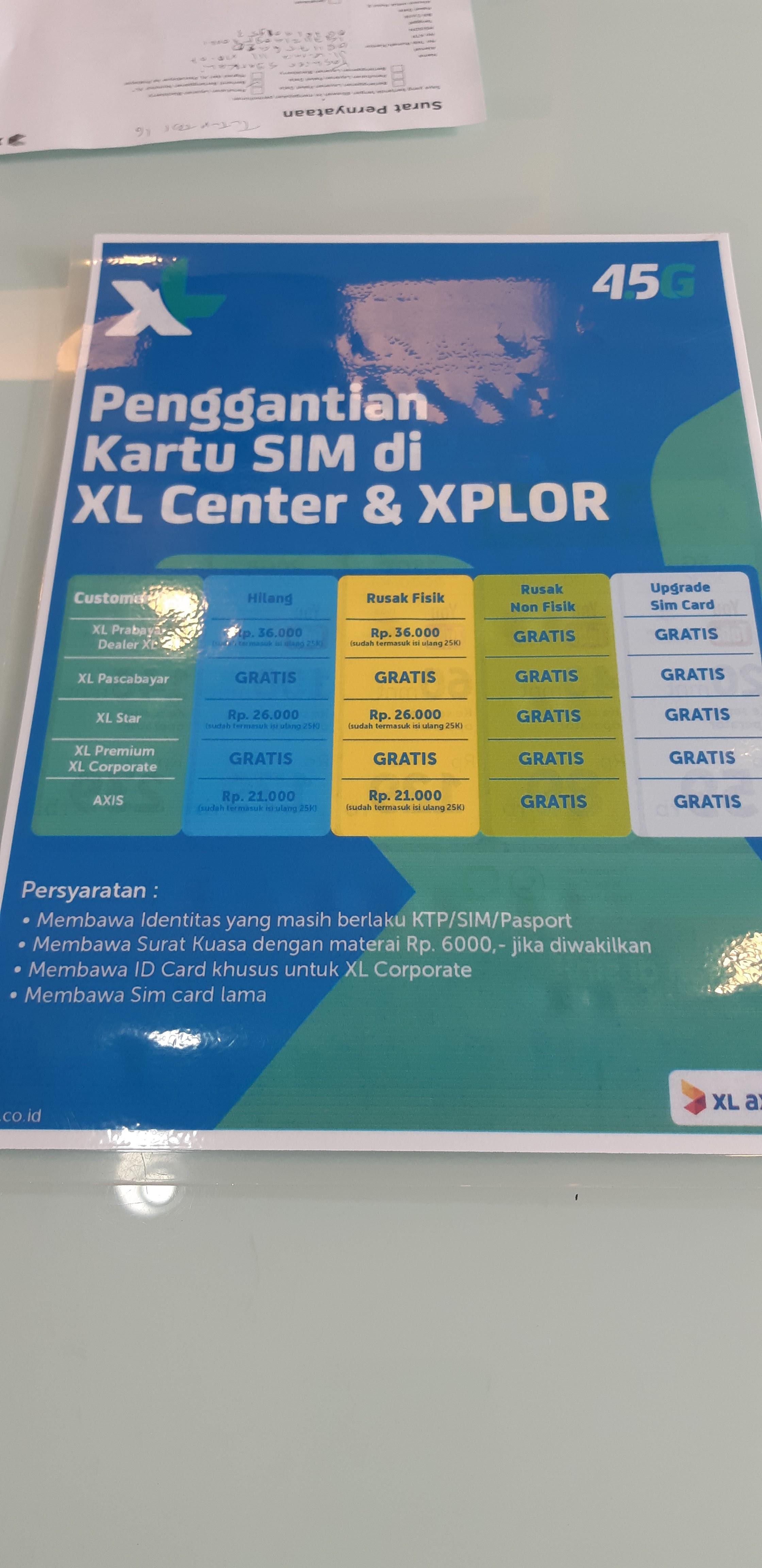 XL Center Pekanbaru