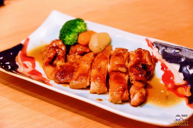 Chicken Teriyaki  鶏照り焼き